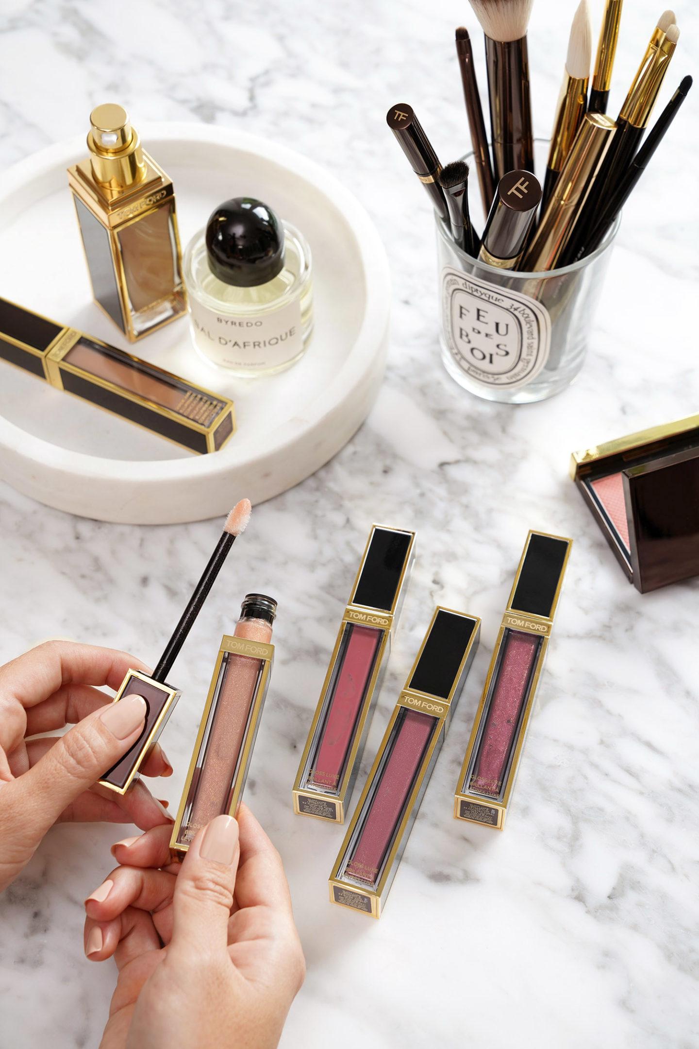 Brillants à lèvres hydratants Tom Ford Gloss Luxe
