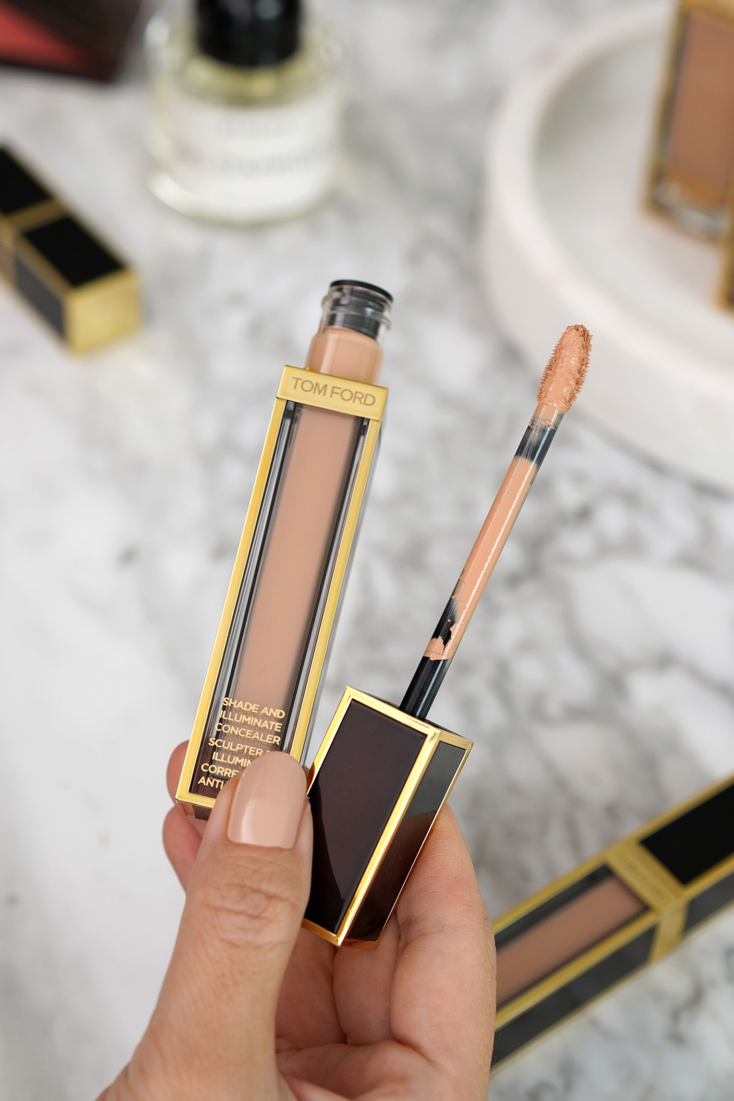 Tom Ford Shade and Illuminate Concealer 3W0 Latte