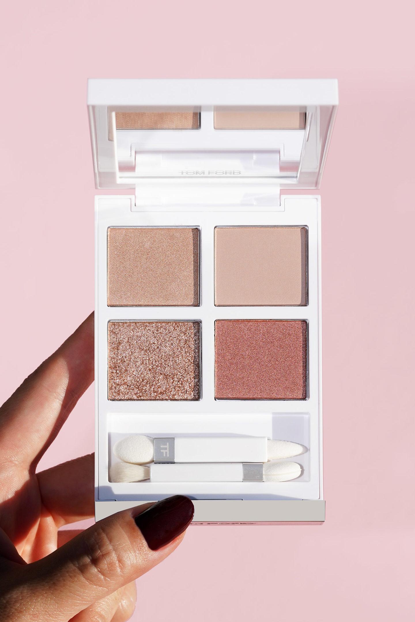Tom Ford Soleil Nude Pink Eyeshadow Quad